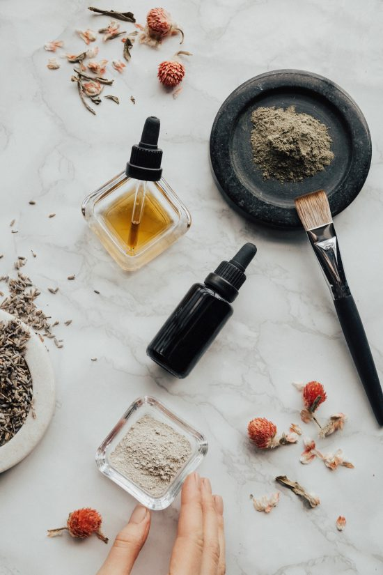 DIY CBD Massage Oil