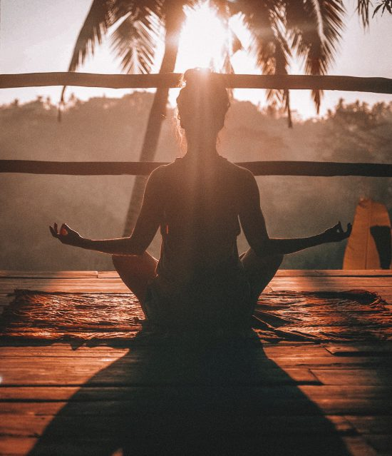 How I Calmed My Mind With Meditation & CBD
