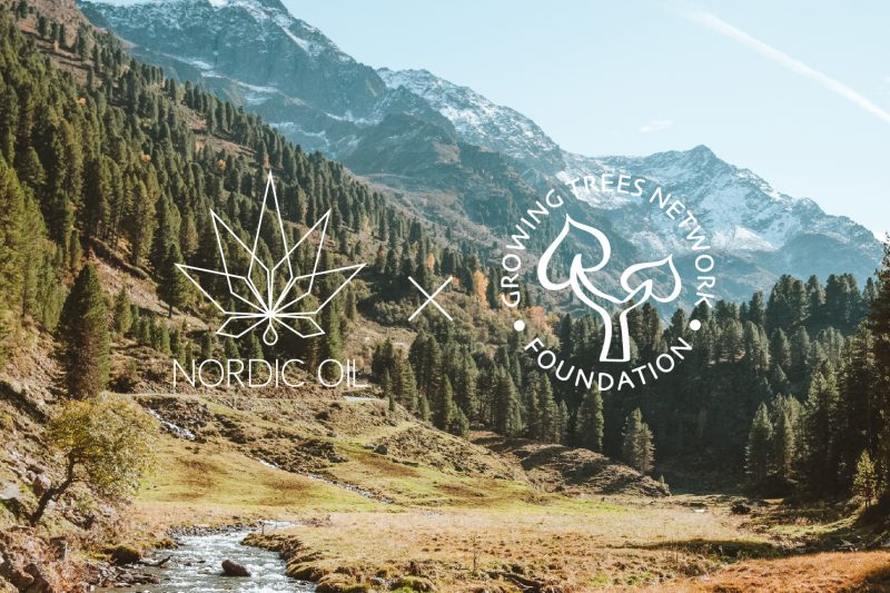Nordic Oil x Growing trees network foundation